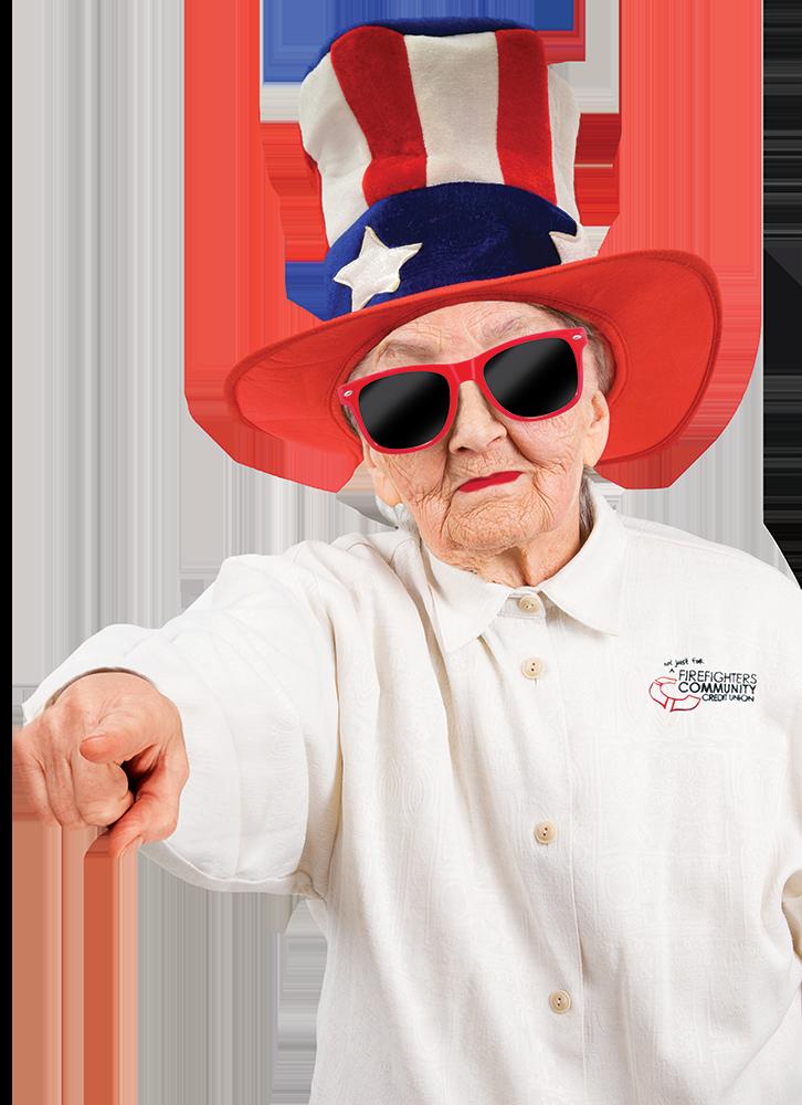 granny votes, so should you
