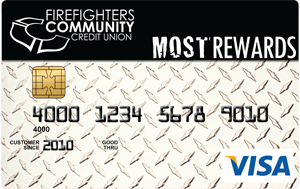Most Rewards VISA®