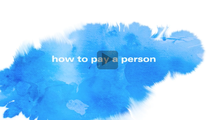 ipay - pay a person