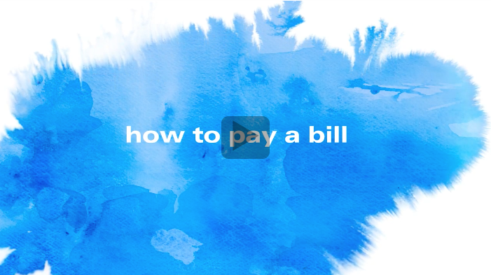 iPay how to pay a bill