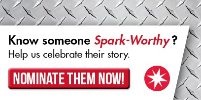Know Someone Spark-Worthy?