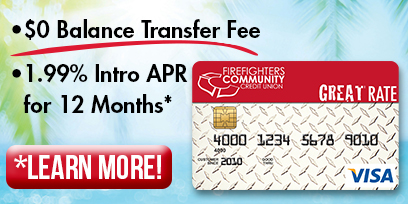 Transfer to a Great Rate for $0.*