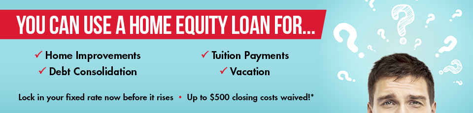 Use your home equity loan for anything!