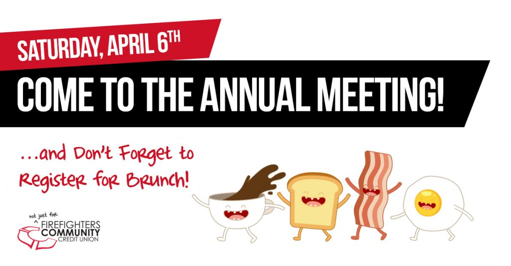 Come to the Annual Meeting
