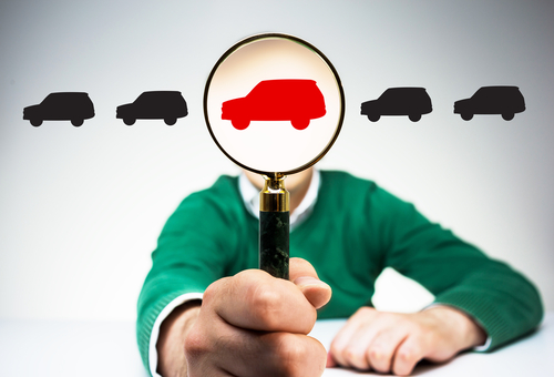 Buying a used car and asking questions