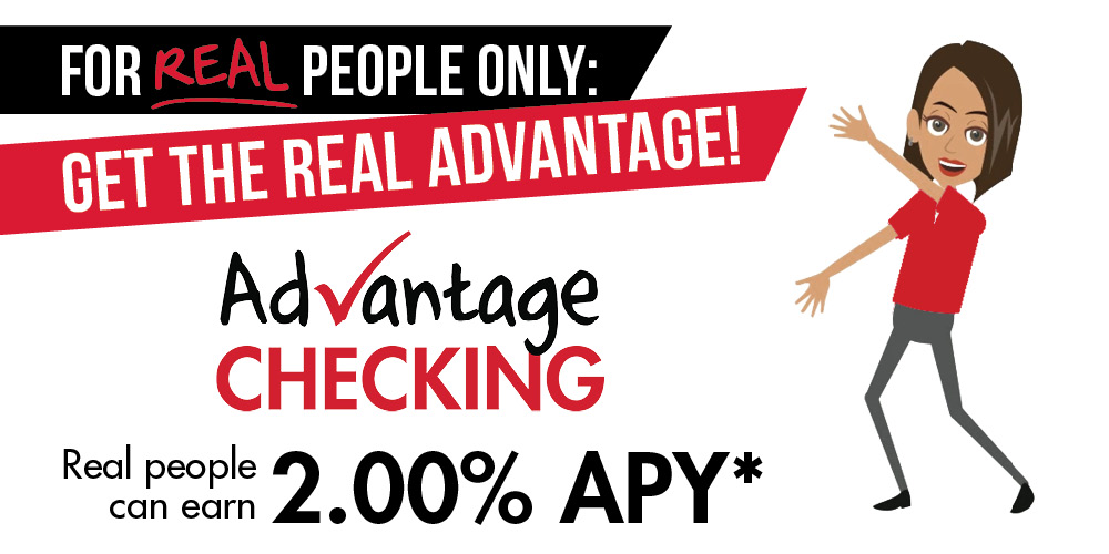 Real people can earn 2% APY