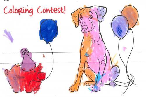 2018 Q2 Sparky ColoringContest 0001 winner Daisy